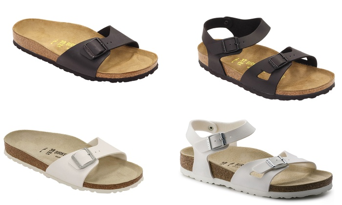 Up To 57% Off Narrow Fit Birkenstock Sandals | Groupon