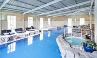 Spa Day Pass for Two at Slaley Hall Spa & Fitness