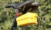Bikase Cheese Wedge Seat Case: Bikase Cheese Wedge Seat Case