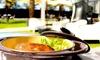 Restaurant Le Carré Blanc - Saint Herblain: Menu saveur avec apéritif et café pour 2 personnes à 69,90 € au Restaurant Le Carré Blanc