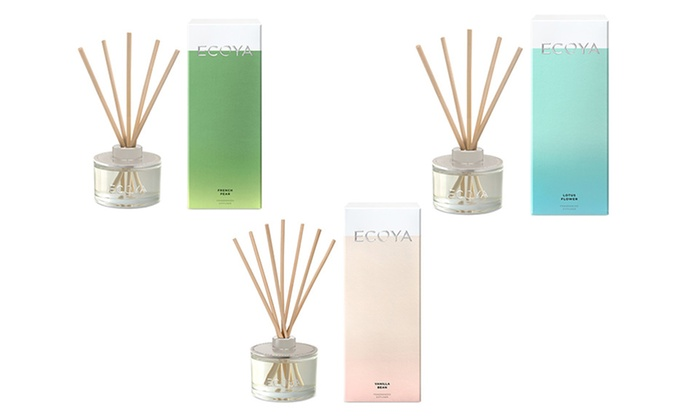 Ecoya Fragranced Diffuser Groupon