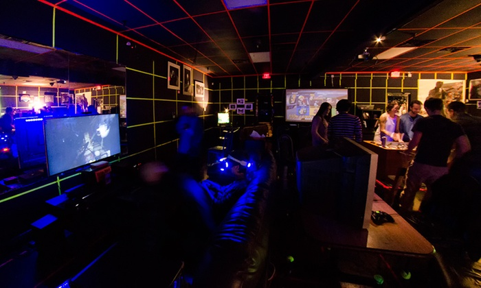 The Grid Games and Growlers - Mesa: 60-Minutes of VR Gaming Packages at The Grid Games and Growlers (Up to 50% Off). 3 Options Available