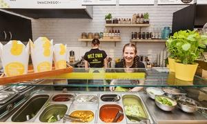 Pasta Masta: Makaron w wybranej odsłonie: 2 duże porcje z sosem za 24,99 zł i więcej opcji w Pasta Masta – 4 lokalizacje (do -35%)