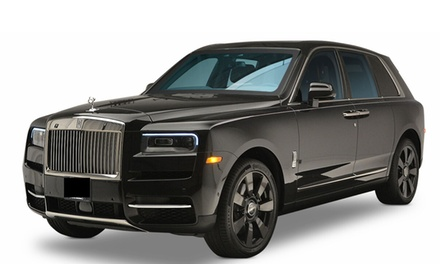 Four- or Eight-Hour Bentley, Lamborghini, or Rolls Royce Rental at My Premier Rental (Up to 25% Off)