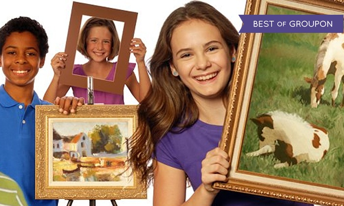 Mission: Renaissance - Multiple Locations: Introductory Painting and Drawing Classes for Kids, Teens, or Adults at Mission: Renaissance (Up to 74% Off)