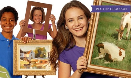 Painting And Drawing Classes Mission Renaissance Groupon