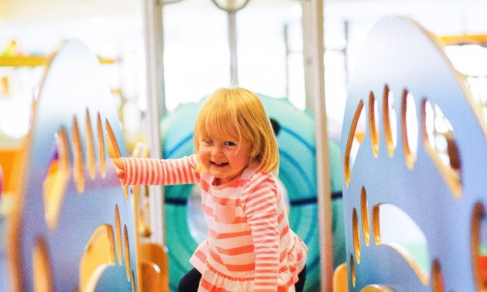 Gymboree Play and Music (San Francisco) - Merced Manor: $49 for a One-Month Membership Including Initiation Fee at Gymboree Play and Music (Up to $139 Value)