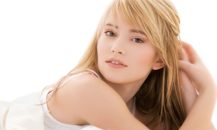 Mystique Salon and Spa Huntington Beach - Huntington Beach: $59 for Microdermabrasion with an Oxygen Facial Treatment at Mystique Salon and Spa Huntington Beach ($99 Value)