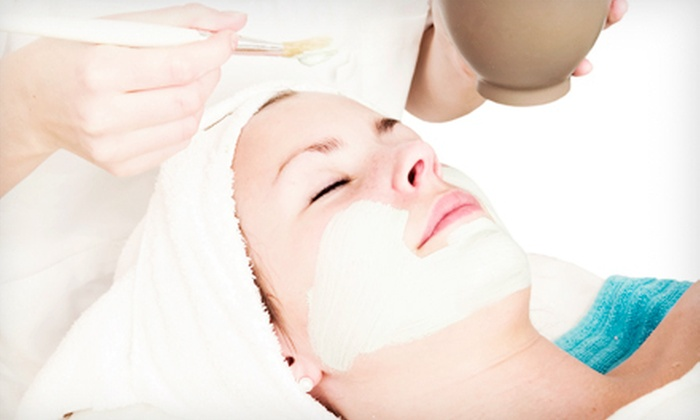 North Valley Plastic Surgery - Desert Ridge: One, Three, or Five Deep-Pore Treatments or Lime Stimulating Masks at North Valley Plastic Surgery (Up to 68% Off)
