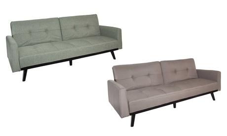 Sofa cama de tela suave Bahamas