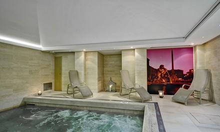 Percorso di coppia in Luxury Spa con trattamento a scelta e aperitivo alla St.George Spa (sconto fino a 71%)