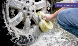 Bobby & Steve's Auto World: Three, Six, or Nine Car Washes at Bobby & Steve's Auto World (Up to 53% Off)