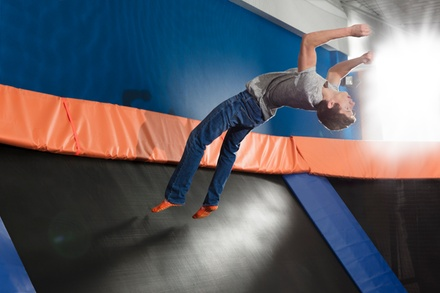 $16 for One 90-Minute Jump Pass at Sky Zone ($24 Value)