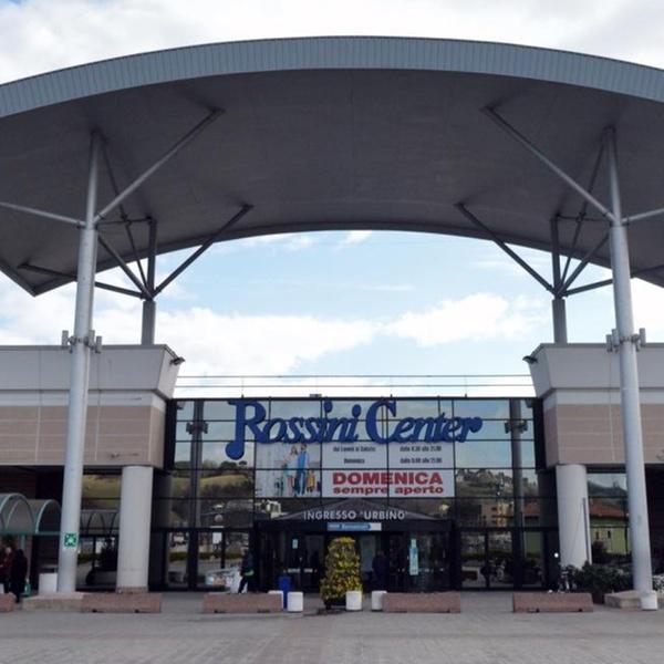 1edc3c44155c Buono spesa da 25 € al Rossini Center - Centro Commerciale Rossini Center |  Groupon