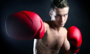 Battle Tested Fitness: One or Three Months of Boxing, Fitness, and Circuit Training at Battle Tested Fitness (Up to 46% Off)
