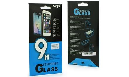1 o pack de 3 vidrios blindados 9H para iphone 7 / 7 Plus