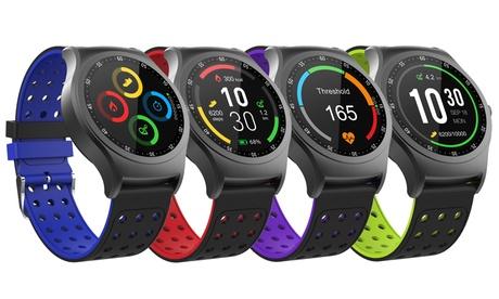 Pulsera de actividad deportiva con pulsómetro