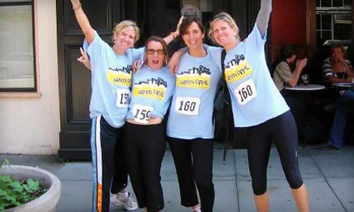 Urban Dare - Downtown Providence: $45 for Urban Dare Adventure Race for a Two-Person Team on Sunday, July 7 (Up to $90 Value)