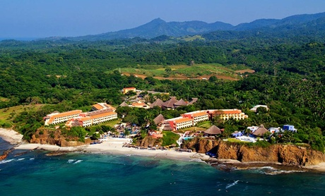All-Inclusive Resort Outside of Puerto Vallarta