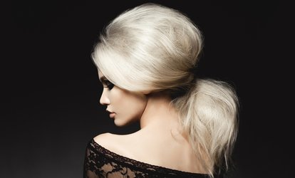 image for Haircut Package + $40 Salon Credit ($39) or Colour Foiling Package ($129) at Jo.Hall (Up to $265 Value)