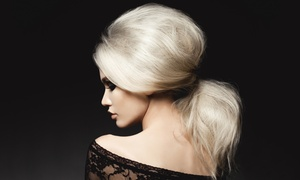 Jo.Hall: Haircut Package + $40 Salon Credit ($39) or Colour Foiling Package ($129) at Jo.Hall (Up to $265 Value)