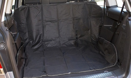 One, Two or Three TwoinOne Car Boot Seat Protectors
