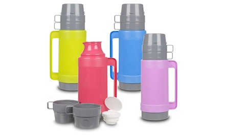 1L Vacuum Flask in Choice of Colour