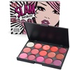 Slam Beauty 15-Color Lipstick Palette