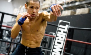 OC Muay Thai: One or Two Months of Unlimited Classes at OC Muay Thai (Up to 84% Off)