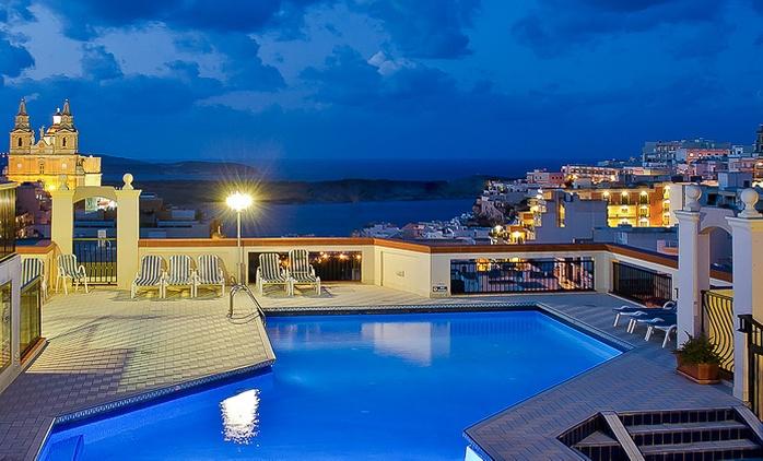 ✈ Malta: 7 Nights with Return Flights at Choice of 4* Hotels*