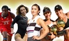 The Aurora Games – Up to 33% Off Women's Sports Competition