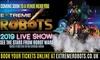 Extreme Robots Live Tour