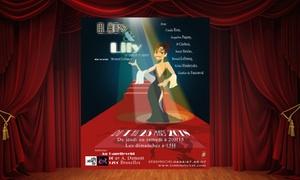 ASBL Interactive: Twee tickets voor de show ''Lily et Lily'' op datum naar keuze in Kapelleveld in Brussel