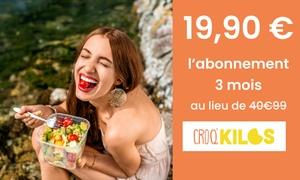 Programme minceur Croq Kilos by M6