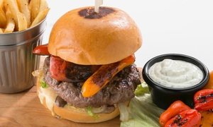 Up to 33% Off Burgers, Sandwiches, and Drinks at Franky Fresh at Franky Fresh, plus 9.0% Cash Back from Ebates.
