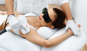 Sunrise Clinic: Depilacja laserowa Light Sheer Premium od 49 zł w Sunrise Clinic