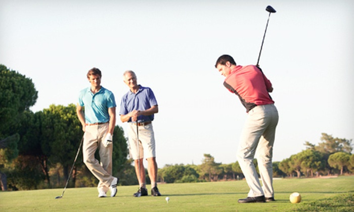 Peter Yum Golf Academy - Norcross: One, Three, or Five Private, One-Hour Golf Lessons at Peter Yum Golf Academy in Duluth (Up to 70% Off)