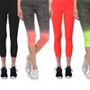 Ombre Sporty Capris (3-Pack) with Free Colored Capri Leggings (3-Pack)