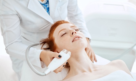 One or Three Microneedling Treatments with Hyaluronic Acid Infusion and More at Elite Med Spa (Up to 79% Off)