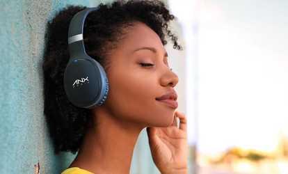 Bluetooth headphones wireless neckband retractable - kids wireless headphones bluetooth
