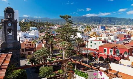 ✈Tenerife y Gran Canaria: 6 noches con media pensión, vuelo de ida y vuelta y ferry entre islas para 1 persona