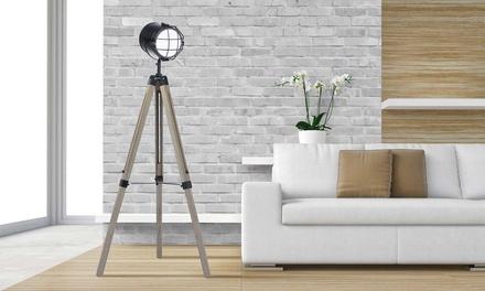 Lampadaire projecteur ou lampe à poser trépieds Studio