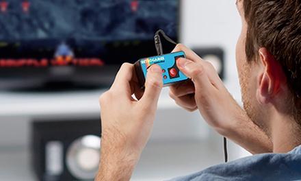 Retro TV games controller por 24,99 € (36% de descuento)