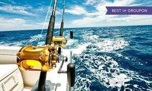 BLUE DREAM (ROMA): Giornata di pesca in mare con skipper per piccole, medie o grandi prede con Blue Dream (sconto fino a 63%)
