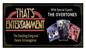 Curated by Groupon: Ticket to That's Entertainment at Manchester Opera House, 10 - 12 May (Up to 54% Off)