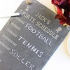 Up to 60% Off Custom-Engraved Slate Signs from ExcelMark