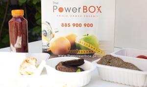 Catering tradycyjny lub wegetariański: 2 dni za 79,99 zł i więcej opcji w The Power Box Catering Dietetyczny