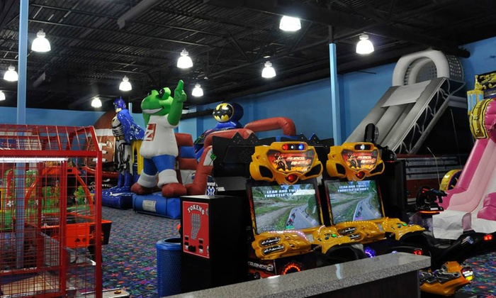 Groupon Jump Zone