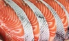 Fins Market & Grill - Multiple Locations: Seafood Dinner for Two or Four at Fins Market & Grill (Up to 42% Off)