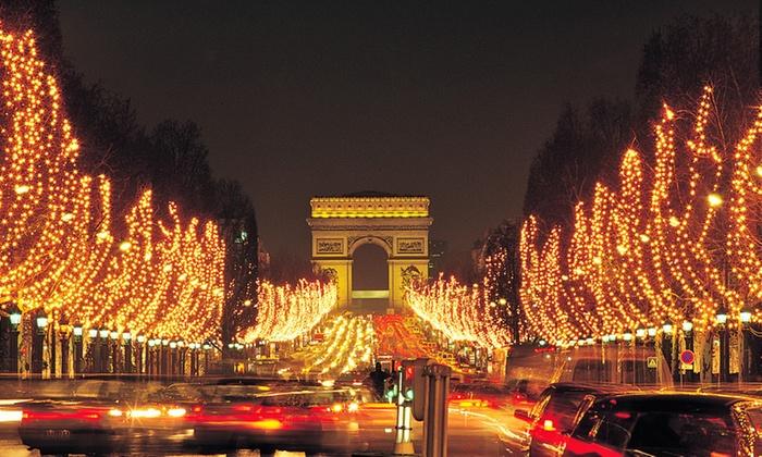 ✈ Parigi: volo e hotel. Natale e Capodanno incluso ...